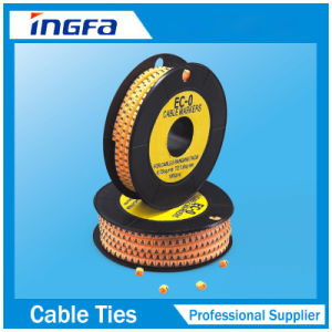 Ec Type Yellow Cable Markers pictures & photos