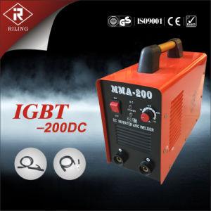 Smart Inverter MMA Welding Machine (IGBT-200DC) pictures & photos