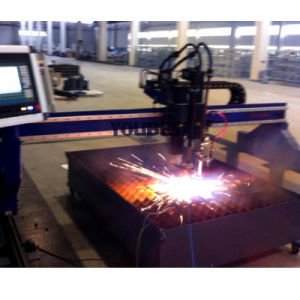 Automatic CNC Steel Plate Metal Processing Plasma Cutting Machine pictures & photos
