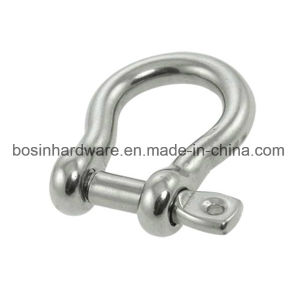 316 Stainless Steel Anchor Shackle pictures & photos