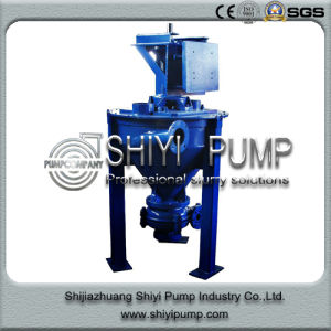 Vertical Centrifugal Fine Tailing Handling Froth Slurry Pump pictures & photos