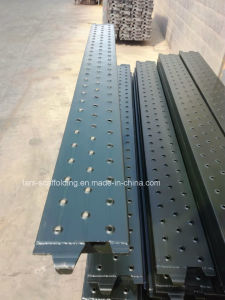 High Quality Scaffolding Steel Plank/Board with Painted Surfacement pictures & photos
