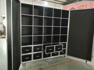 PRO Audio Flight Case with Drawers and Doors