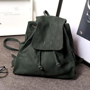New Deisgn Travel Real Leather Backpack Women Fashion Hiking Bags Emg4876 pictures & photos