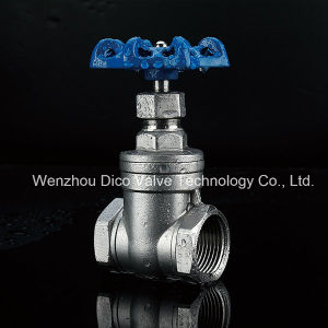 Magnet Gate Valve with Locking Handwheel pictures & photos