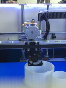 0.02mm High Precision 400X400X600mm Building 3D Printer From Factory pictures & photos