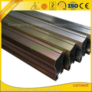 High Quality Brushing Aluminium Frame for Window and Doors pictures & photos