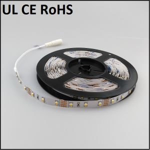Cuttable and Re-Connectable Flexible LED Strip with UL Ce RoHS Certificates pictures & photos