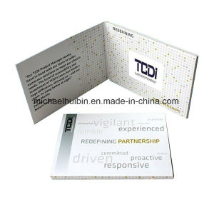 OEM Supply 4.3′′ TFT LCD Screen Birthday Invitation Card (VC-043) pictures & photos