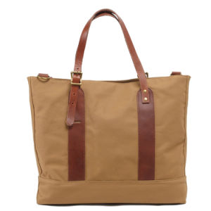 Red Swan Women Canvas Handbag Casual Shopping Totes Bags (RS-2096) pictures & photos