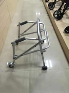 Aluminum Alloy Durable Walking Frame pictures & photos