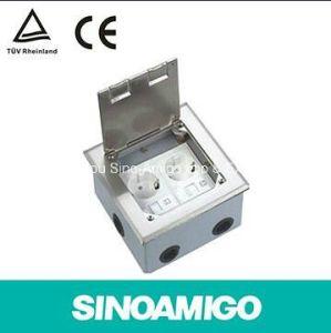 Type Floor Box/Floor Socket with Suko Socket pictures & photos