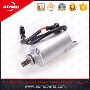 Starter Motor for CB200 Loncin Zongshen Cgp200 Engine Parts pictures & photos