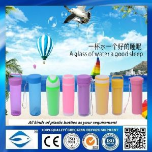 Plastic Bottle and Plastic Cup pictures & photos