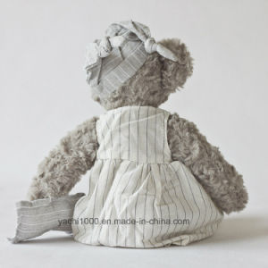 New Items Stuffed Teddy Bear with Dress pictures & photos