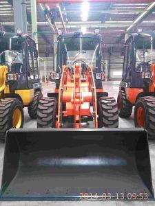 Kipor Diesel Wheel Loader for Construction (KDD05) pictures & photos