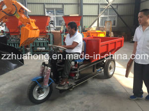 Mini Dumper Truck for Mine/3 Wheels Electric Tricycle/Cargo Dumper Truck Price pictures & photos
