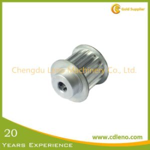 High Precision Aluminum Timing Belt Pulley pictures & photos