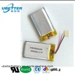 Li-Polymer Rechargeable Battery 3.7V 2200mAh for Light Industrial pictures & photos