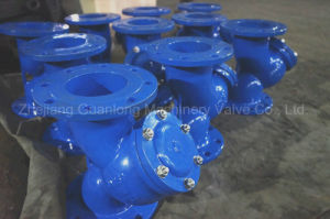 Flange End Y Pattern Strainer / Filter (YS4P) pictures & photos