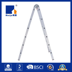 Two-Joint Aluminium Alloy Ladder pictures & photos
