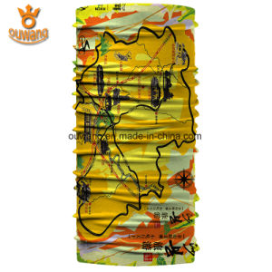 Hot Selling Promotional Gift Multi-Function Breathable Seamless Magic Microfiber Bandanna pictures & photos