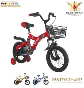 3in1 Alloy Rim Child Bicycle/Kids Bike pictures & photos