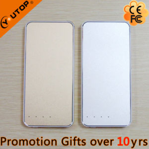 Hot New Super Slim 5000mAh Power Bank with LED Lighting (YT-PB34-02) pictures & photos
