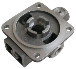 OEM Custom Aluminum Casting for Pump Body pictures & photos