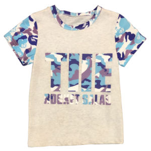 Nice Style Kids Clothes, Popular T-Shirt for Boy pictures & photos