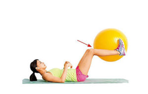 Yoga Ball Chair Oval Gym Ball pictures & photos