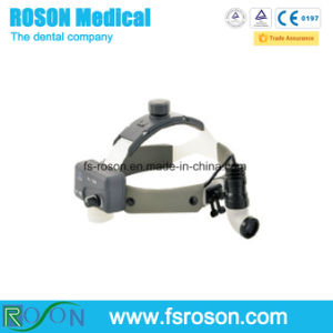 3W Wireless Ent, Medical LED Head Lamp with Straight Light pictures & photos