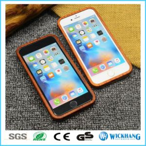 Real Natural Carved Wood Phone Case for iPhone Samsung pictures & photos