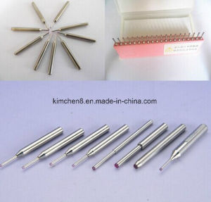 Customized Tungsten Carbide Coil Winding Nozzle Guides with Ruby Insert pictures & photos