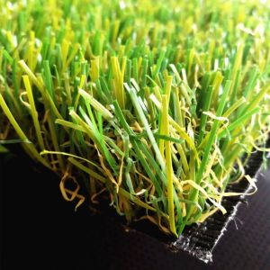 Four Colours Hot Sale Synthetic Grass for Garden and Home