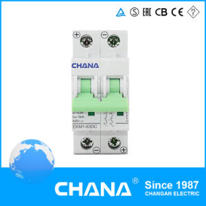 CE and RoHS Approval DC Mini Circuit Breaker pictures & photos