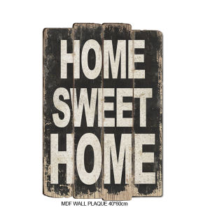 Rustic Decorative Wood Craft Sign with Words′′home Sweet Home′′ pictures & photos