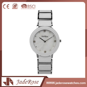 Round Dial Shape Stainless Steel Fashion Watch pictures & photos