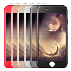 2017 New Arrivals Full Protective 360 Degree Phone Case for iPhone 7/for iPhone 7plus Case Cover with Glass Screen Protective pictures & photos