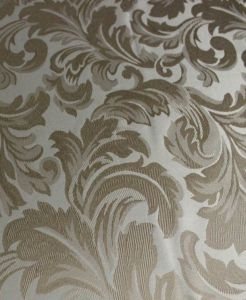 Home Textile Woven Polyester Cationic Jacquard Curtain Fabric pictures & photos