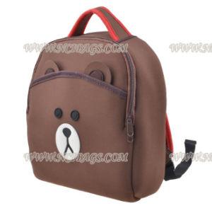 The New Kindergarten School Bag Waterproof Cartoon Neoprene Children Backpack