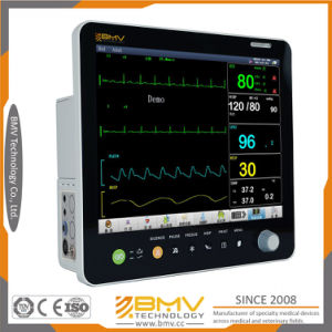 Bmo310 Blood Pressure Xygen Finger Pulse Oximeter Oxygen Saturation Monitor pictures & photos
