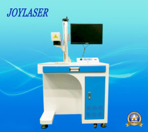 Fiber Laser Marking/Engraving Machine with 20W Ipg Laser Generator pictures & photos