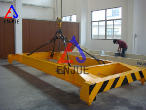 Container Spreader/Mobile Type Container Spreader/Fixed Spreader Beam pictures & photos