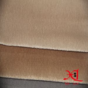 Polyester Linen Woven Decorative Fabric for Sofa/Upholstery/Hometextile pictures & photos