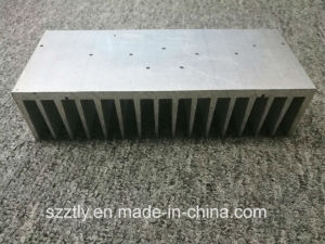 6063 Alloy Customized Machining Aluminium Extruded Heatsink pictures & photos