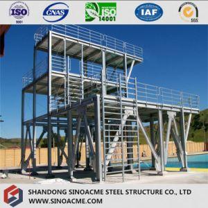 Galvanized Steel Structure Platform Wtih Multi Floors pictures & photos