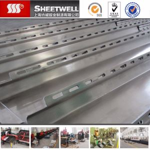 High Quality Mass Produced Aluminum Bar Fabrication pictures & photos
