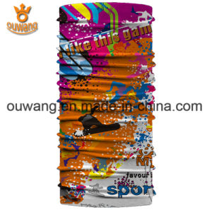 Wholesale Custom Multifunctional Tube Bandana Hooded Scarf pictures & photos