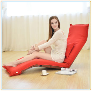 Portable Metal Adjustable Folding Portable Lazy Sofa Chair pictures & photos
